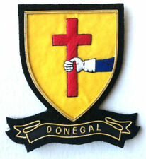 HAND EMBROIDERED IRISH COUNTY - DONEGAL COLLECTORS HERITAGE ITEM TO BUY CP MADE