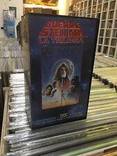 Cofanetto VHS Star Wars Prima Trilogia - Versione 1995 -perfetto