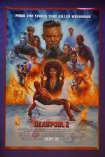 Deadpool 2 Marvel Movie Poster Ryan Reynolds Josh Brolin 24X36 NEW