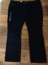 Marks and Spencer Plus Size Bootcut L30 Jeans for Women