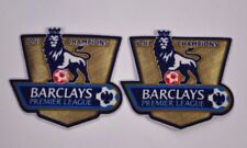 2x Barclays Premier League Champions Arm Patch Manchester United 10 / 11 jersey