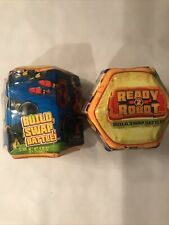 2-Series 1 READY 2 ROBOT Mystery Single Figure Brawler Bot Sealed to Build Swap