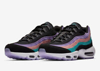 Nike Air Max 95 ND Have a Nice Day Black White Hyper Jade Size 9.5 BQ9131-001