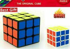 Kids Rubiks Cube Fun Original Toy Rubic Magic Mind Classic Rubix Puzzle 3X3