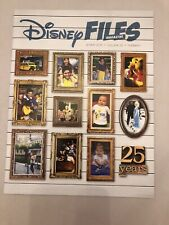 Disney Files Magazine, 25 Years, Spring 2016, Family Album