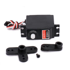 Torque Throttle 3KG E3003 Steering Servo Arms RC 1/8 1/10 Nitro Car N10038 Metal