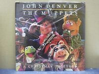 JOHN DENVER and THE MUPPETS - A CHRISTMAS TOGHETER - LP - 33 GIRI - MN/MN