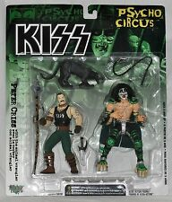 Kiss Psycho Circus Peter Criss & animal vaquero MOC McFarlane Toys 1998