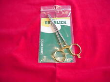 Dr Slick 6 1/2 inch Scissor Clamps New Great