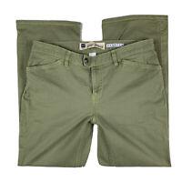 Gap Womens 8 Causal Jeans Pants Denim Straight Leg Mid Rise Pockets Green