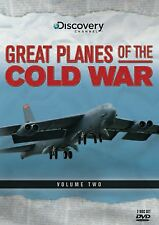 Great Planes of the Cold War - Volume 2 (New 2 DVD Set) Aviation Aircraft F4 B52