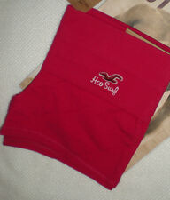 NWT HOLLISTER SOFT AWESOME BUTT YOGA SHORT SHORTS HOT CINNAMON PINK M