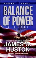 Balance of Power by James W. Huston (2001, Cassette, Abridged)