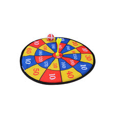 14inch Fabric Dart Board Set Ball Target Game Throwing Sport Hobby Toy FO