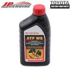 GENUINE TOYOTA LEXUS SCION ATF STANDARD AUTOMATIC TRANSMISSION FLUID - 1QT