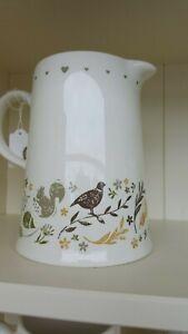 Cooksmart Woodland Collection utensil jug,hare / fox /squirrel / hedgehog design