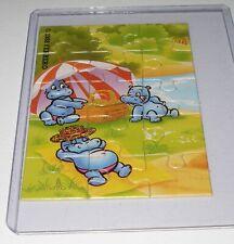 "Puzzle ""Happi Hippos"" 1988 Oben Links"