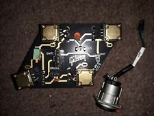 Gibson quick connect pots board & jack