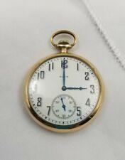 Pocket Watch Running New listing Elgin 12S