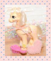 ❤️My Little Pony MLP G1 Vtg Creamsicle the Giraffe Pony Friend Animal 1987❤️