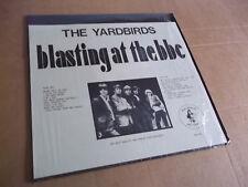 THE YARDBIRDS - BLASTING AT THE BBC (1965- 67) rare live LP Not TMoQ NM