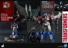 Hot Toys TF 001 Transformers Optimus Prime Starscream Version SPECIAL EDITION