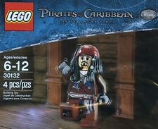 Lego Pirates of the Caribbean Captain Jack Sparrow 30132 Polybag