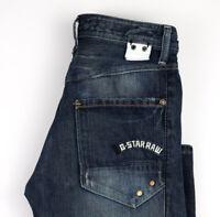 G-Star Raw Herren Locker Regular Jeans Größe W30 L32 AOZ1219
