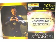 Doctor Strange Movie Trading Card - 1x #107 Movie Card-TCG