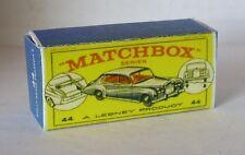 Repro box Matchbox 1:75 nº 44 Rolls Royce Phantom V de nuevos