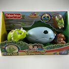 Fisher-+Price+Little+People-+Lil%E2%80%99+Dino+Triceratops.+Brand+New%21