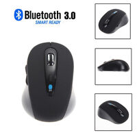 Mini Wireless Bluetooth3.0 Optical Mouse for Win8 Android PC Tablet Surface Mice