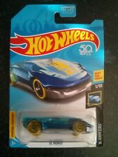 Hot Wheels FJW90 2018 X-RAYCERS 1/10 Treasure Hunt el viento