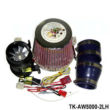 Quality SUPERCHARGER KIT ELECTRICAL TURBO CHARGE 330w (Iron Fan)