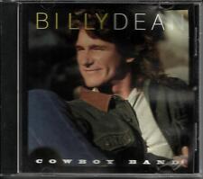 BILLY DEAN Cowboy Song RARE USA 1 TRK FADE PROMO Radio DJ CD Single