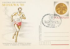 Poland postmark WARSZAWA - sport modern pentathlon world championship