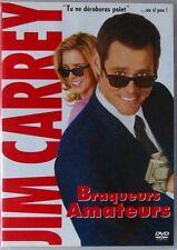 DVD BRAQUEURS AMATEURS - Jim CARREY / Téa LEONI  / Alec BALDWIN