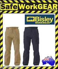 BISLEY- 92R Workwear Pocket Cargo NAVY Trouser Pants BPC6007