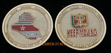 # TASK FORCE TARAWA 2nd MAR DIV US MARINES CHALLENGE COIN OIF PIN UP MR TARAWA