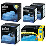 Braun Clean & Renew System Cartridges Refills CCR 2 3 4 5 1 Pack Count