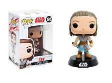 Funko Pop Star Wars: The Last Jedi - Rey Vinyl Bobble-Head Item No. 14743
