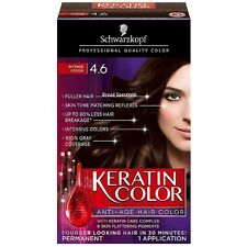 Schwarzkopf Keratin Color Anti-Age Hair Color, Intense Cocoa [4.6] 1 ea