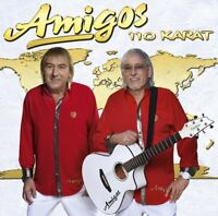 AMIGOS - 110 KARAT   CD NEW+