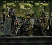 Dragon in Dreams ha fatto 1/6 moderno weimy US Navy cnswg - 4 22nd SBT SQUADRA SPECIALE BARCA
