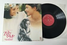 """RARE LP 12"""" MUSIC COMPOSED BY PINO DONAGGIO OST ZELLY & ME 1988 VARESE SARABAND"""