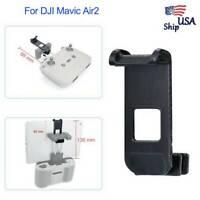 For DJI Mavic Air2 Remote Control Mini iPad Tablet Holder Mount Flat Bracket USA