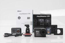 Nikon KeyMission 170 4K Action Camera                                       #934
