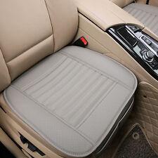 Neu Auto Car Sitzauflage Sitzbezüge Sitzmatte Breathable PU Leder Bambus Kohle