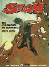 DON LAWRENCE . STORM N°11 . EO . 1986 . LES CHRONIQUES DE PANDARVE 2 .