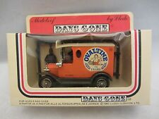 LLEDO   Days-Gone  Ford Model ' T ' Van   #6016  Ovaltine 75th  NIB (9)